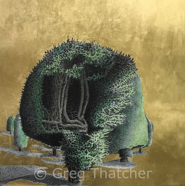 Yew Trees #70 - Greg Thatcher